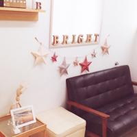 更衣室のくつろぎスペース